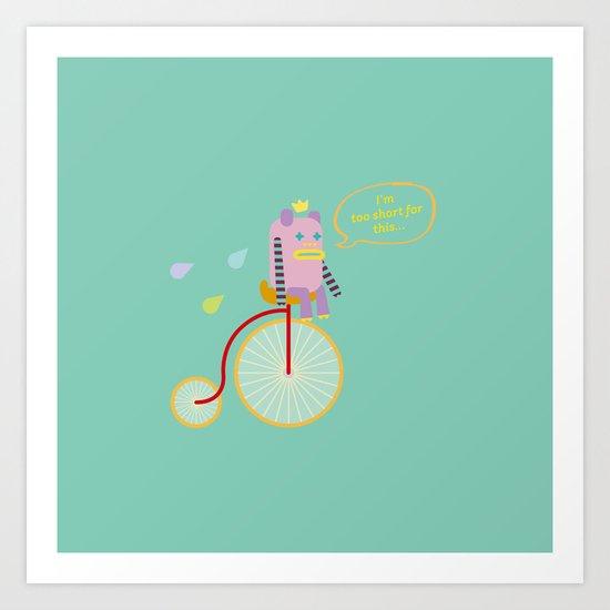 PINTMON_001 Art Print