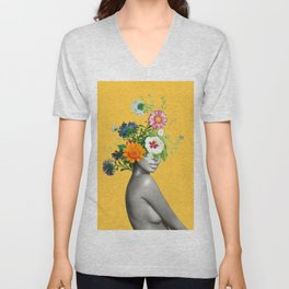 Bloom 5 Unisex V-Neck