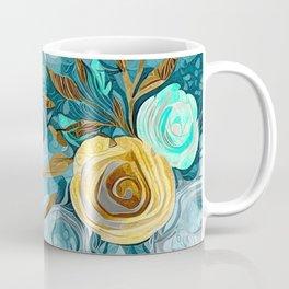 Winter Roses Coffee Mug