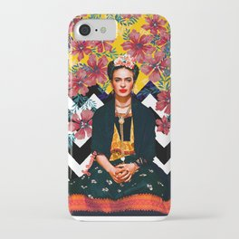 Frida Tropical iPhone Case