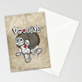 voodbye Stationery Cards