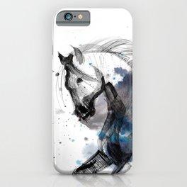 Horse (Storm) iPhone Case