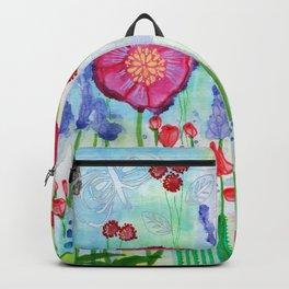 English Garden Backpack