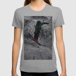 Mountain Air  - Skier T-shirt