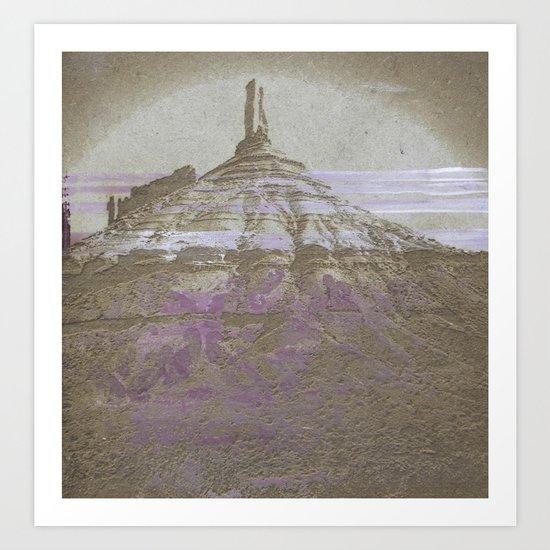 Feldspar Art Print