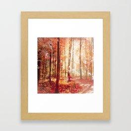 A Soul On Fire Framed Art Print