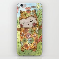 Candy Realm iPhone & iPod Skin