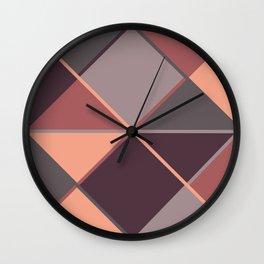 Fall 2017 Wall Clock