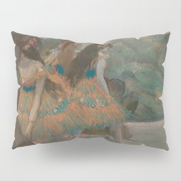 Edgar Degas - Ballet Dancers Pillow Sham