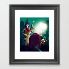 Dentist Framed Art Print