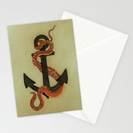 SAILOR TATTOO Stationery Cards
