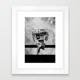 Simplicity... Framed Art Print