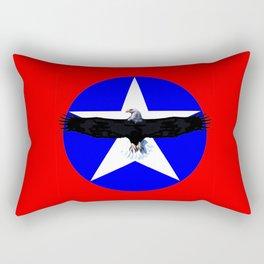 The National bird Rectangular Pillow