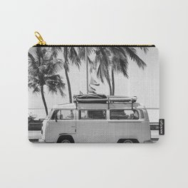 Retro Van Carry-All Pouch