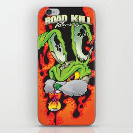 Road Kill Racing - Dead Bunny iPhone Skin