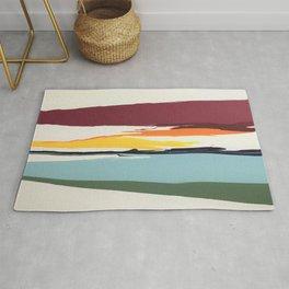 Color Fall by Inalterata Art Rug