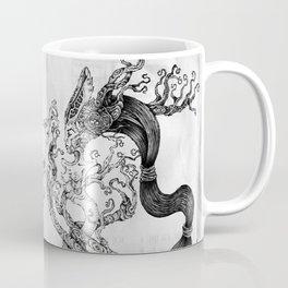 bonsai with texture Coffee Mug