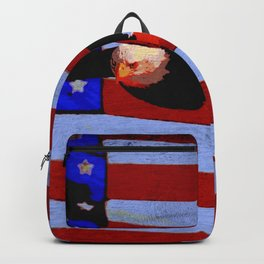 America!! Backpack