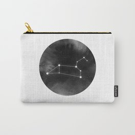 Leo Zodiac Sign | Space Carry-All Pouch