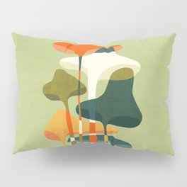 Little mushroom Pillow Sham