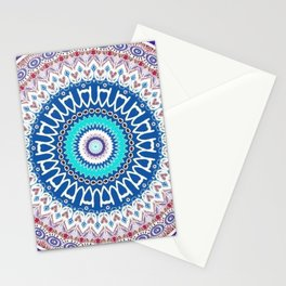 Kaleidoscope Lake Stationery Cards