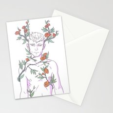 Pretty Boy 5 Stationery Cards