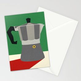 Espresso Italiano Stationery Cards