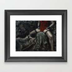 Hannibal is at The Gates Framed Art Print