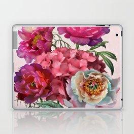 Flower garden V Laptop & iPad Skin