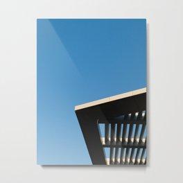 Cut the Sky Metal Print