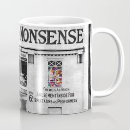 _HOUSE OF NONSENSE Coffee Mug