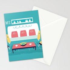 :::Minimal living room::: Stationery Cards