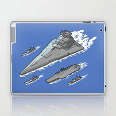 Upgrading the 6th fleet. Laptop & iPad Skin