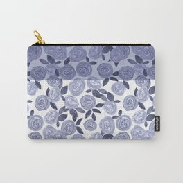 Flower meadow . Watercolor .2 Carry-All Pouch