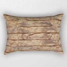Gold Bars Rectangular Pillow
