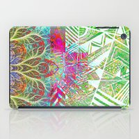 workout iPad Cases featuring Abstract 1 by Aaron Carberry