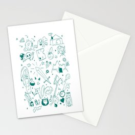 Do You Even Quest Bro? Stationery Cards