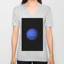 Nasa Picture 11: Neptune Unisex V-Neck