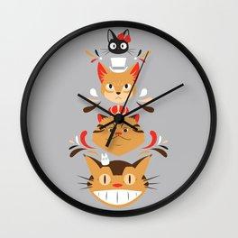Studio Kitty Wall Clock