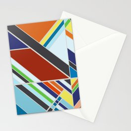 Abstract Composition 507 Stationery Cards