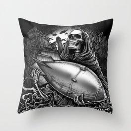 Winya No. 97 Throw Pillow