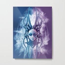 Future Fairy Metal Print