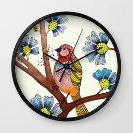 i ear mucic 1 Wall Clock