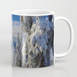 Cypress Mtn, Vancouver. Coffee Mug