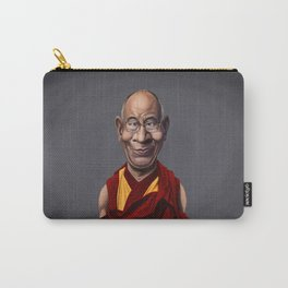 Celebrity Sunday ~ Dalai Lama Carry-All Pouch