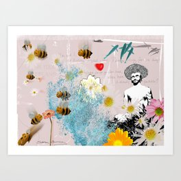 In your dreams Art Print