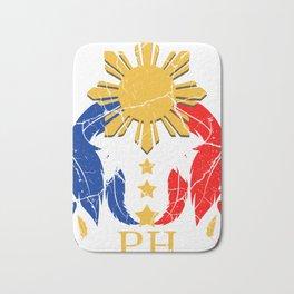 Philippines Filipino Gift Country Manila Vacation Bath Mat