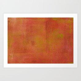 Abstract No. 455 Art Print