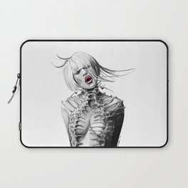 Alternative Fashion Girl Laptop Sleeve