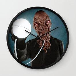 Ood (Doctor Who) Wall Clock